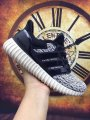 Кроссовки Adidas Ultra Boost Yeezy 350 (grey/black) - 20z