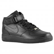 Кроссовки Nike Air Force 1 high (black) - 26Z