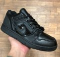 Мужские кроссовки Nike Air Force Supreme (mono black) - 44Z