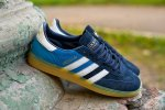 Мужские кроссовки Adidas Originals Spezial (dark blue/navy) - 23B