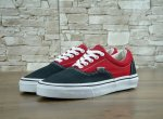 Кеды Vans Era Low (black/red) - 16z