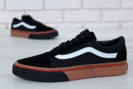Кеды Vans Old Skool (black/beige) - 20z