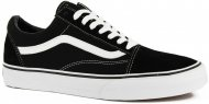Кеды Vans Old Skool (black/white) - 09z