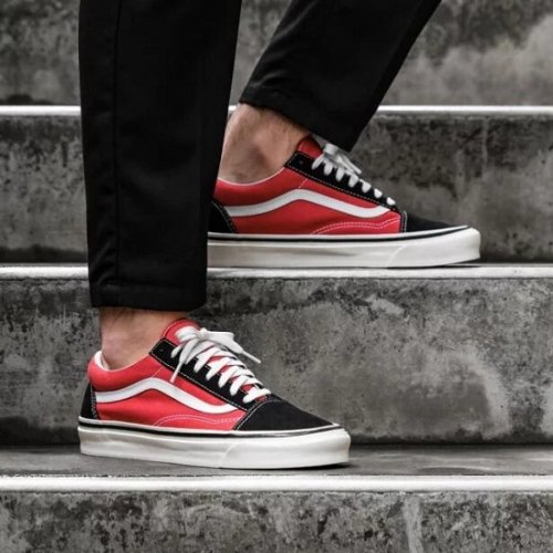 Кеды Vans Old Skool (black/white) - 15z