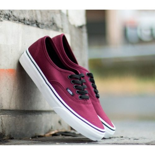 Кеды Vans Authentic Low (bordeaux) - 49z
