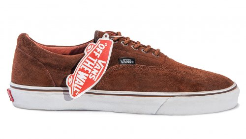 Кеды Vans Authentic Suede (dark sand/white) - 149z