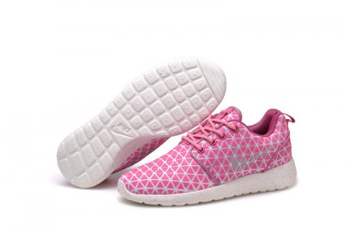 Кроссовки Nike Roshe Run Metric (pink) - 41Z