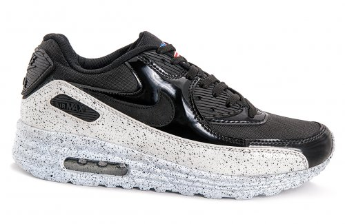 Кроссовки Nike Air Max 90 (black/white) - 05w
