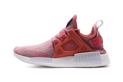 Кроссовки Adidas NMD XR1 (red/white) - 07w