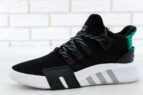 Мужские кроссовки Adidas Originals EQT (dark blue/white) - 55z