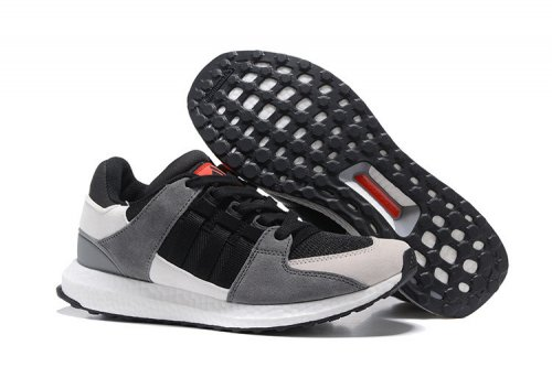 Кроссовки Adidas Originals Equipment suede (black/grey/beige) - 37Z