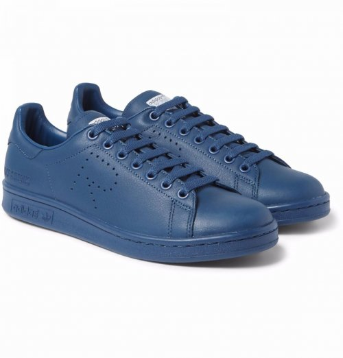 Кроссовки Adidas x Raf Simons Stan Smith (navy) - 24Z