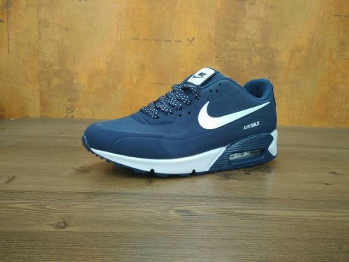 Кроссовки Nike Air Max 90 (blue/white) - 19w