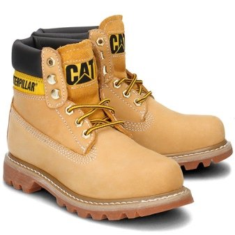 Ботинки CAT COLORADO Boots (yellow) - 02D